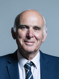 The Rt Hon Sir Vince Cable MP
