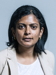 Dr Rupa Huq MP