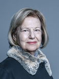 Baroness Nicholson of Winterbourne