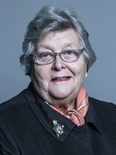 The Rt Hon Baroness Chalker of Wallasey