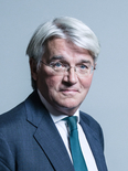 The Rt Hon Andrew Mitchell MP