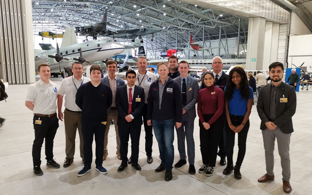 Duxford General Aviation Safety Day 'very successful' says Chair of All- Party Group